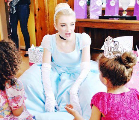 Princess Party at Shelter-1