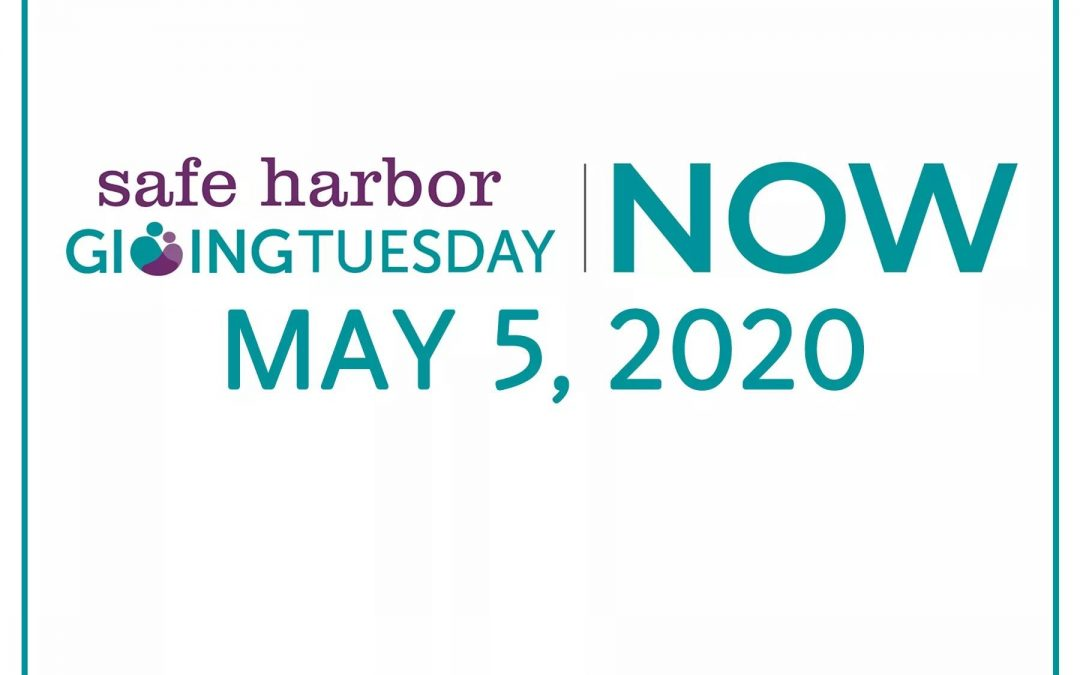 Help Us Be Here Now and In the Future #GivingTuesdayNow, May 5, 2020