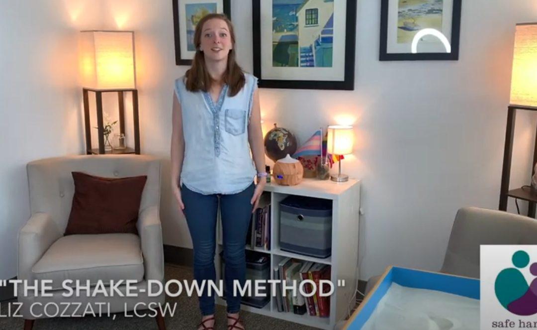 "Counselor's Corner: ""The Shake-Down Method"""