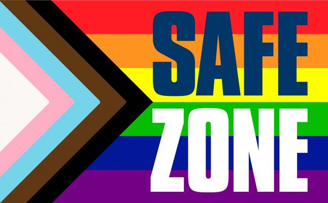 GLBTQIA+ Safe Zone